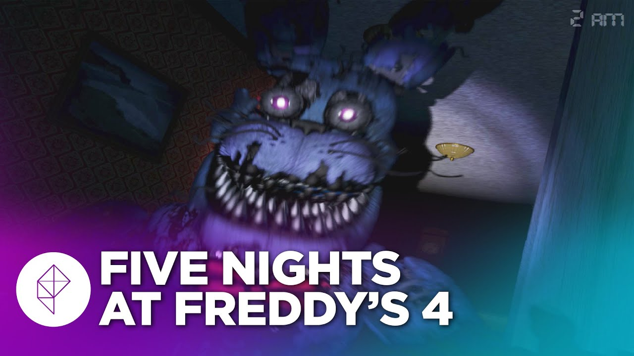 Five Nights at Freddy's creator talks about life after