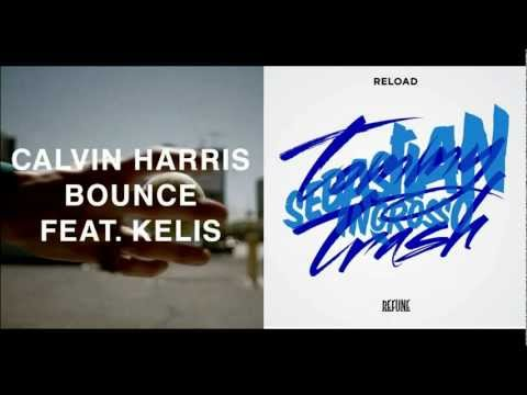 Sebastian Ingrosso & Tommy Trash - Reload w/ Calvin Harris - Bounce (Acapella)