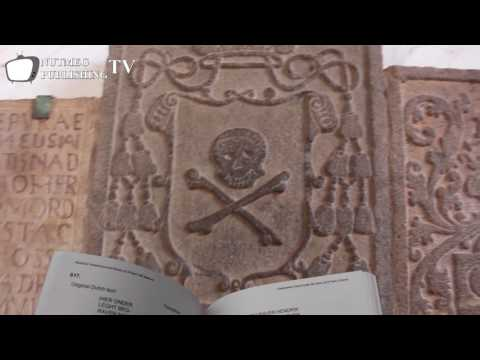 Historical Tombstones and Graves at St  Paul's Hill Malacca Video 2