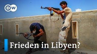 Machtkampf um Libyen: Wer schafft Frieden?   Auf den Punkt