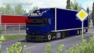 -Game Version  1.28.1.3 -Renault PREM?UM 420DXi Edit  DL:https://mega.nz/#!QvYR1bSA!vS8EMLCtFcfIZCXxZ0lzJDDkM_kuUEALKqIYJz2ZvRU -Credits: GörkemBurak  ?????????????????????????? Accessory parts all truck v5.0/Tuning Parts für alle Lkws download: http://sh