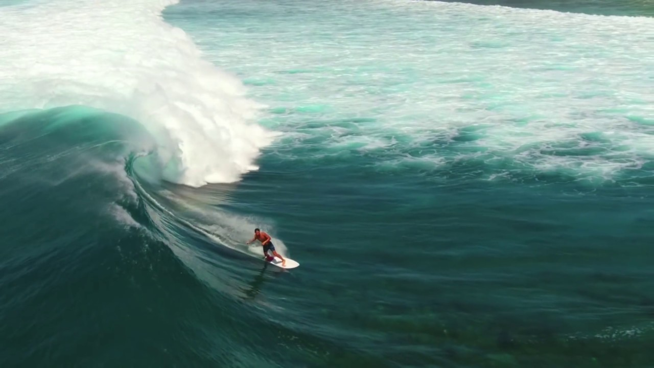 Surfing Super Fun Waves With The Perfect Wave