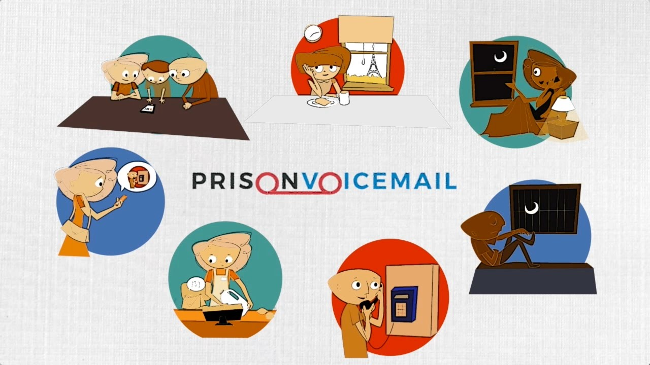Prison Voicemail  Your voice matters