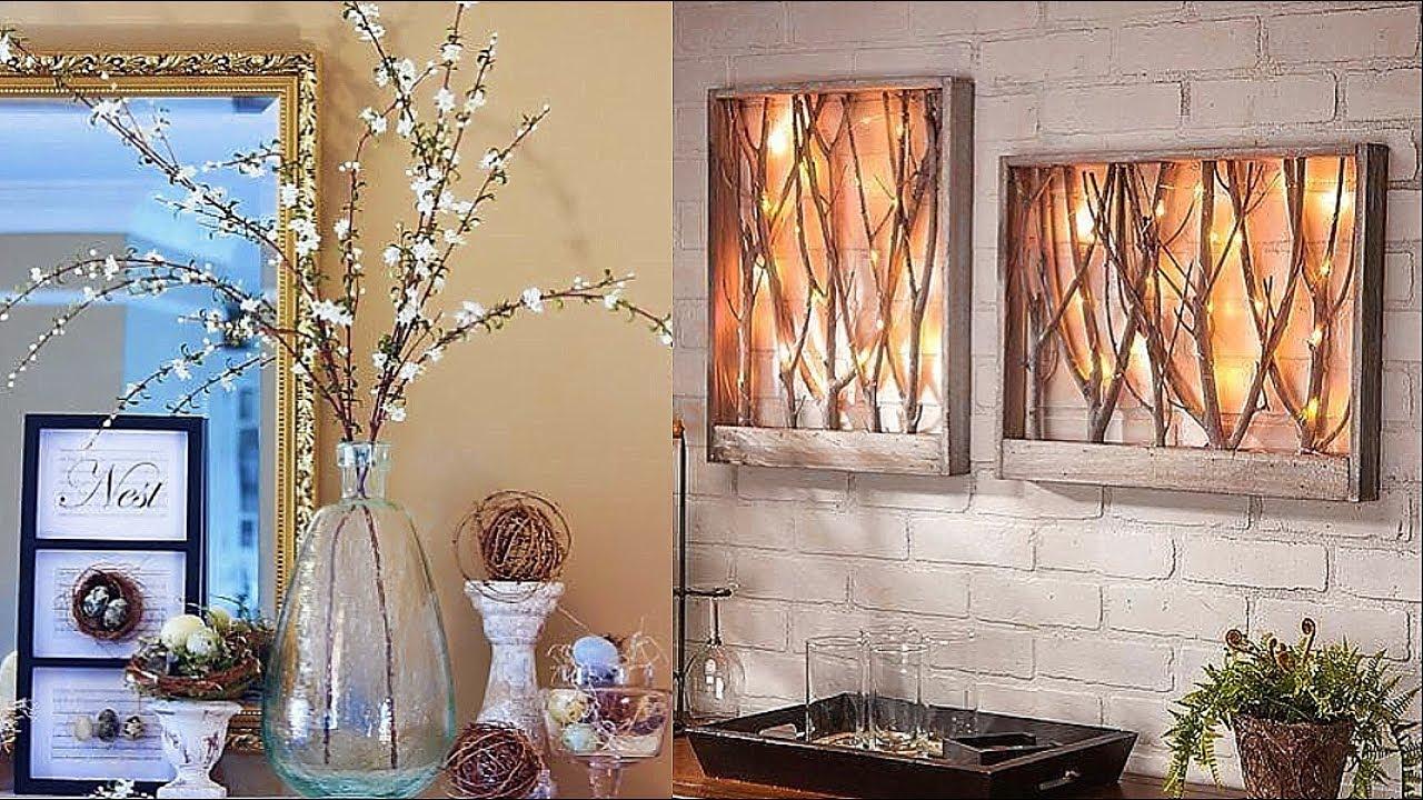 DIY Room Decor! DIY Room Decorating Ideas (DIY Wall Decor ... on Wall Decor Ideas  id=81346