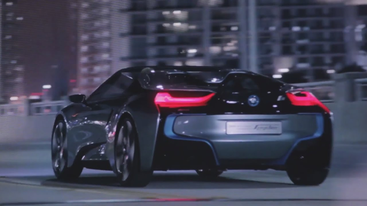 2018 Bmw I8 Spyder Roadster Convertible Youtube