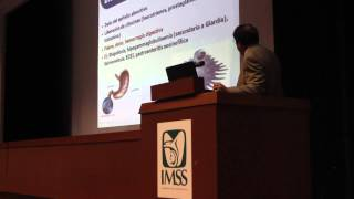 Gastroenteritis probablemente infecciosa, síndrome diarréico y deshidratación. Dr. José Coria