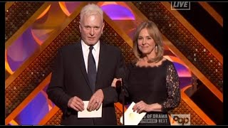 Daytime Emmys 2015: Genie Francis and Anthony Geary Present Outstanding Drama Series