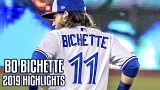 Bo Bichette | 2019 Highlights