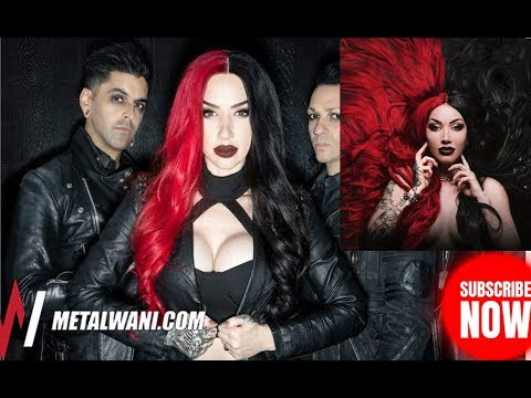 NEW YEARS DAY' Nikki Misery on 'Unbreakable', Touring & Death Of Rock Culture (2019)