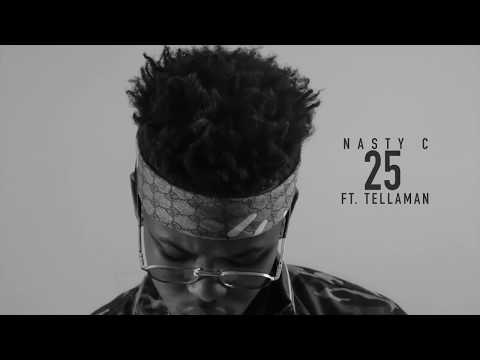 Nasty_C - 25 [Official Audio]
