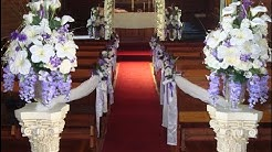 Cheap Wedding Aisle Decorations Ideas l Wedding Decorations On A Budget