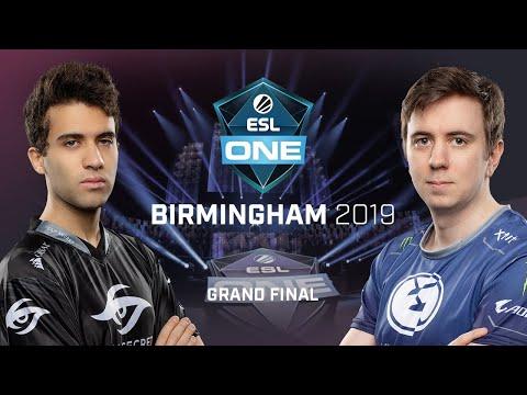 Evil Geniuses vs Team Secret - ESL One Birmingham - Game 4