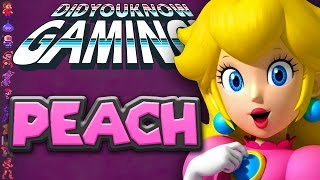 Princess Peach - Did You Know Gaming? Feat. Jimmy Whetzel