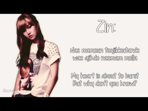 D-Unit - It's You (너야) [English Sub/Romanisation/Member-Coded] HD