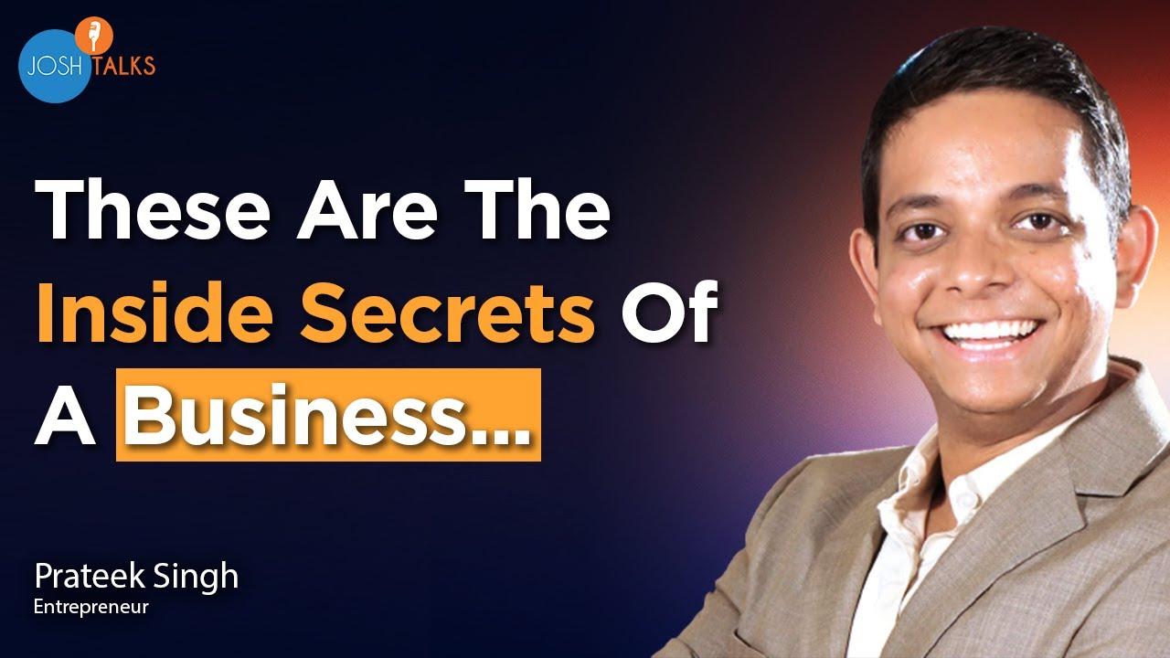 Daily Consistency = Massive Results | Success Mantra | @LearnApp  Founder Prateek Singh | Josh Talks
