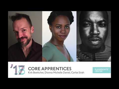 Meet the 2017-18 Core Apprentices
