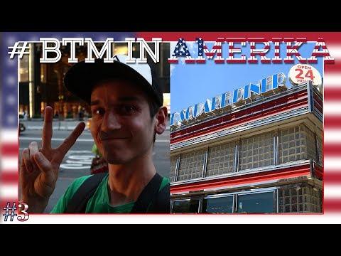 #BTMINAMERIKA Vlog #3 - BROOKLYN, TRUMP Tower & One World Trade Center! | @BeTheMovie