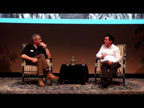 Jasper Fforde at Writers Week 2016