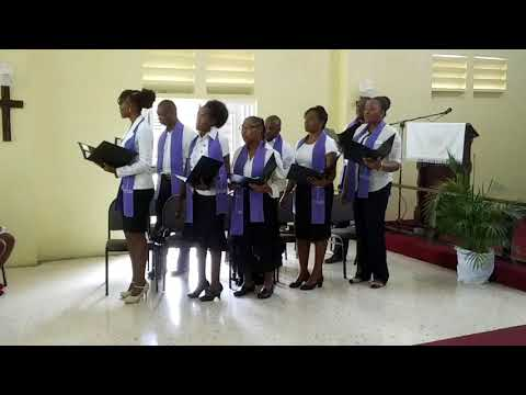 The United Church's Communion Service - Choir Clip - March 14, 2018