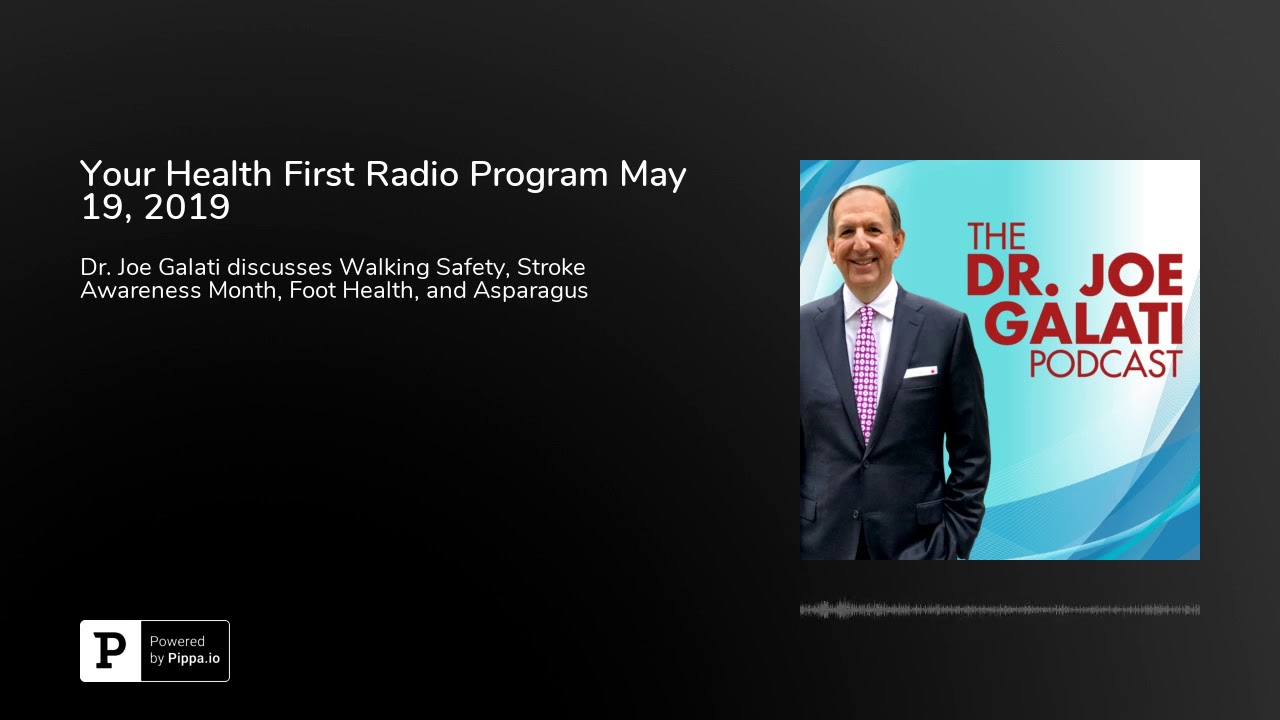 Your Health First Radio Program May 19, 2019
