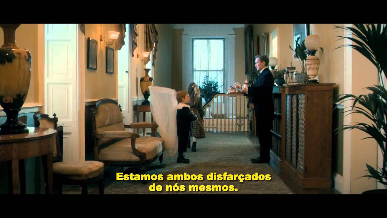 Albert Nobbs - Trailer legendado HD