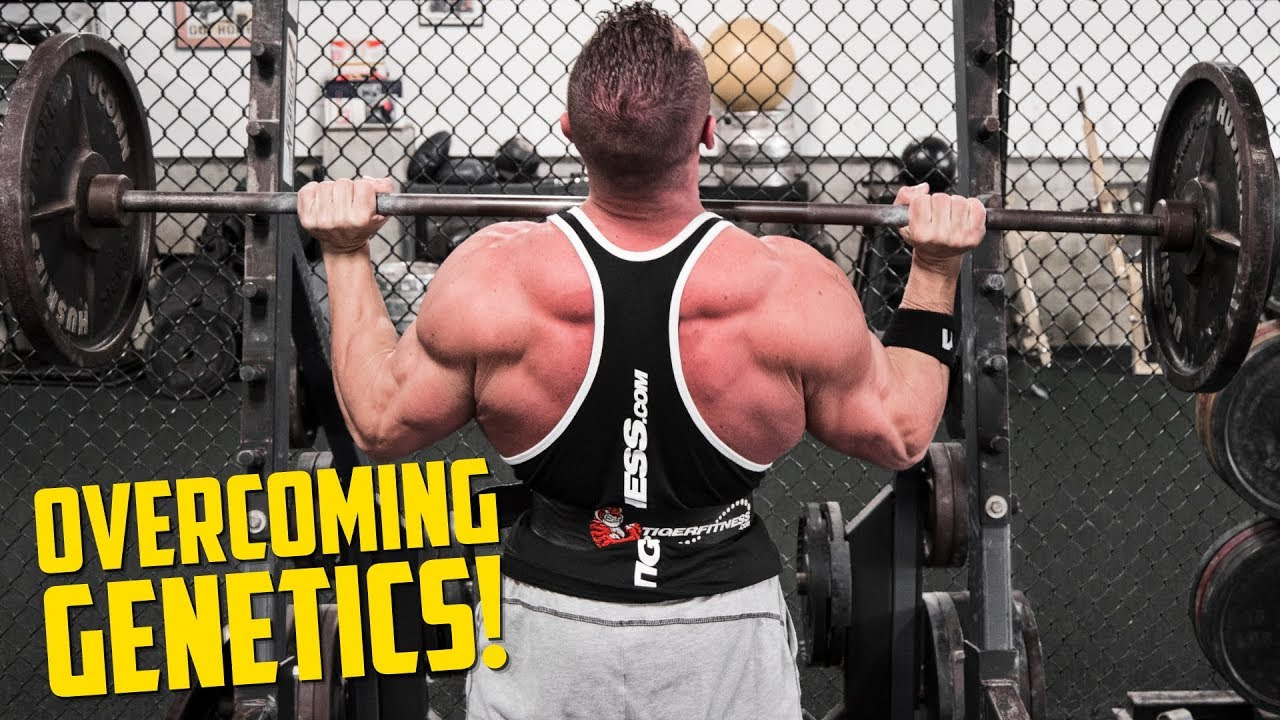 Overcoming Genetic Potential | Tiger Fitness