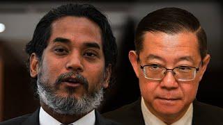 Semua Terdiam Khairy Jamaluddin Hentam Lim Guan Eng