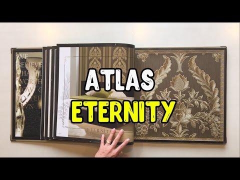 Бельгийские обои Atlas, коллекция Eternity