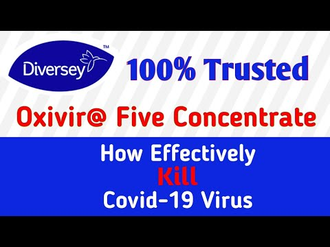 Oxivir® Five 16 Concentrate