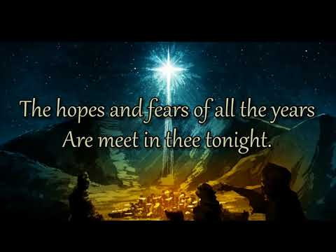 Everlasting Light / O Little Town Of Bethlehem / Silent Night / O Come Let Us Adore Him