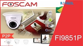 Camera IP Wireless Foscam FI9851P HD