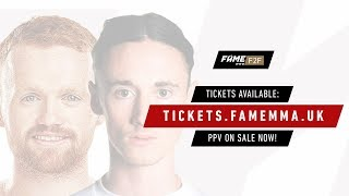 FAME MMA UK FACE 2 FACE: Ally Law vs Joe Henderson