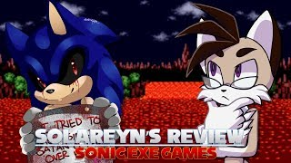 Solareyn's Review - Sonic.exe Games