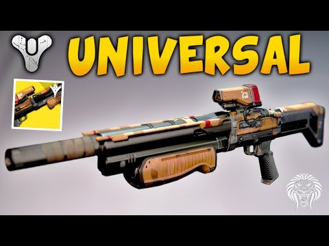 Destiny: THE MOST HATED WEAPON! Universal Remote Year 2 Exotic Shotgun (Live Crucible Gameplay)