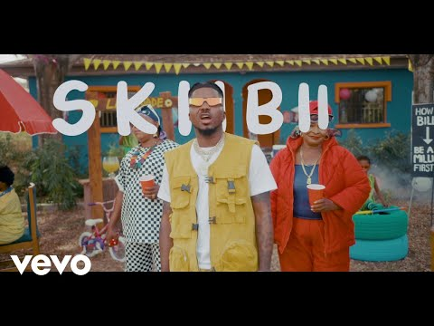 Skiibii - Are You Vhere? ( Official Video)
