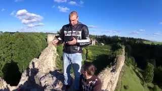 Копорская крепость (Копорье) Ленинградская область, путешествия на мото