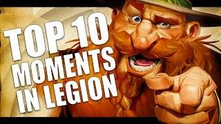 Top 10 Outstanding Moments in World of Warcraft: Legion