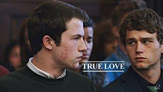 Clay + Justin = TRUE LOVE