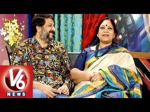 Actress Bangalore Padma And Actor Arun Kumar In Life Mates || V6 News
