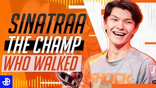Jay 'sinatraa' won was one of the biggest stars in overwatch, but he walked away from it all.a prodigy talent, sinatraa signed to cont...