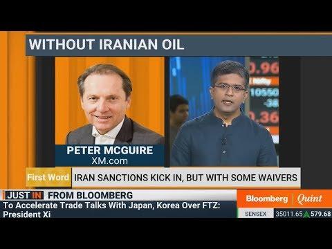 XM.COM - Peter McGuire - Bloomberg - 05/11/2018