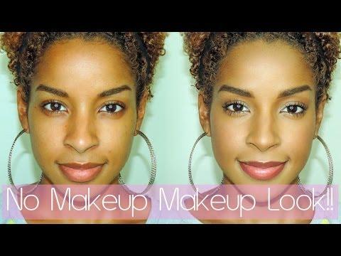 """How To   """"No Makeup"""" Makeup Look! Summer proof"""