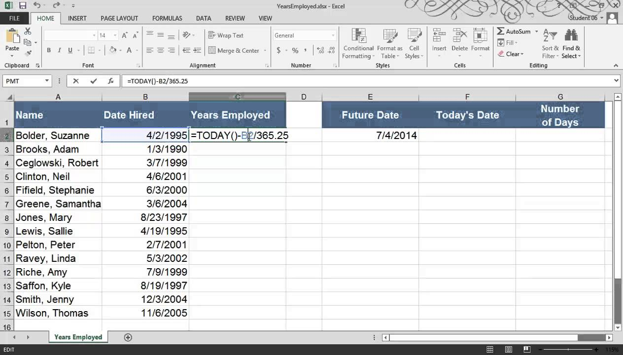 how to stop rounding in excel formula