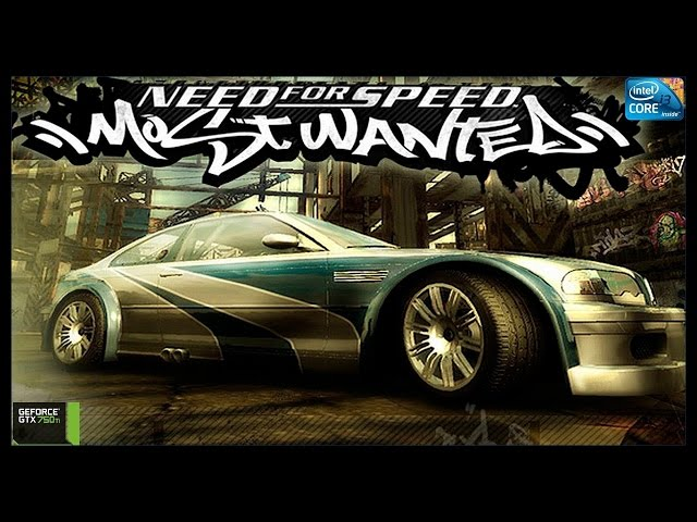 Need For Speed Most Wanted 2005 - I3 3250 + Gtx 750ti - Full Hd