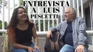 Entrevista con... Luis Pescetti