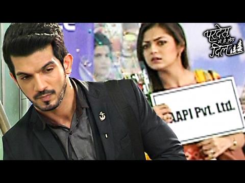 Naina & Raghav MEET After 3 Months In परदेस में है मेरा दिल   Pardes Mein Hai Mera Dil thumbnail