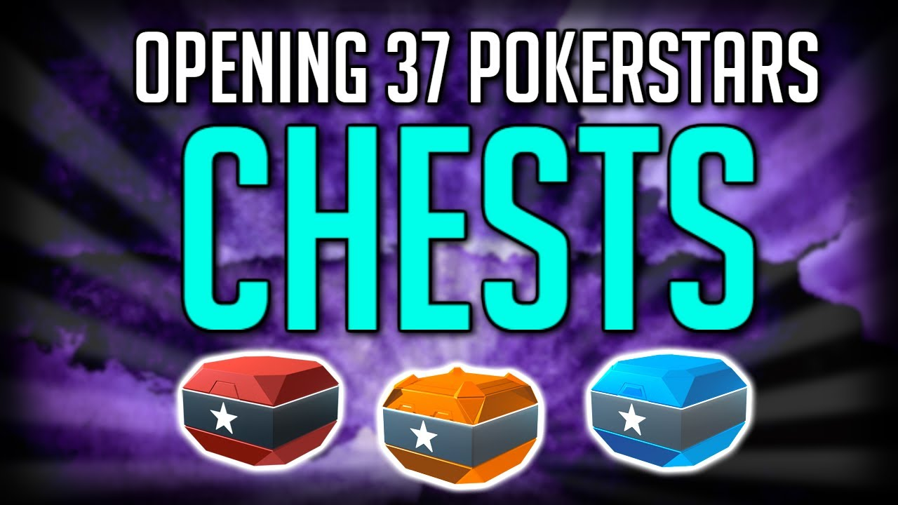 Pokerstars Chests
