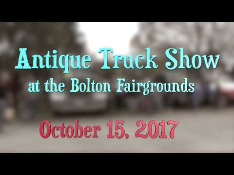 Antique Truck Show - October 15th 2017