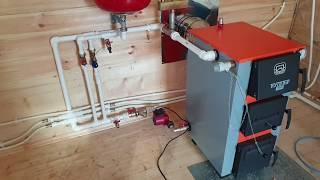 отопление частного дома - установка котла  Какой котел выбрать в частный дом?