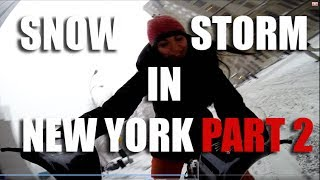 Gambar cover SNOW BIKING NYC!!! Part 2